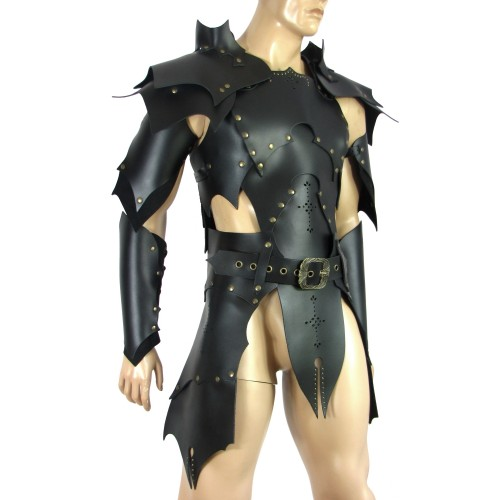 Young Dark Elf Armor  - Custom