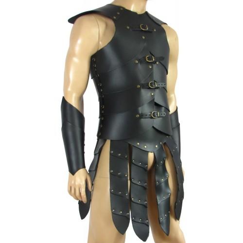 Dual Swordsman Armor  - Custom