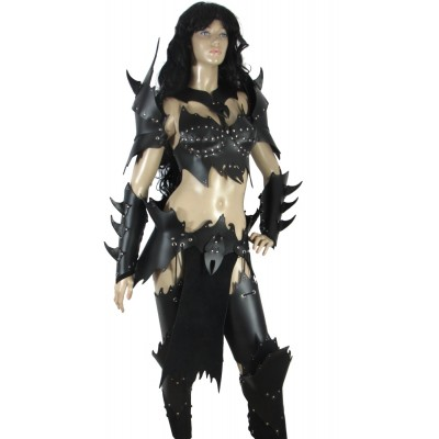 Young Witch Elf Armor 1st Custom
