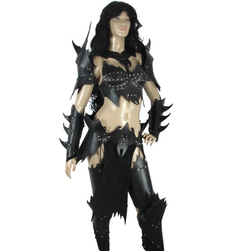 Young Witch Elf Armor 1st