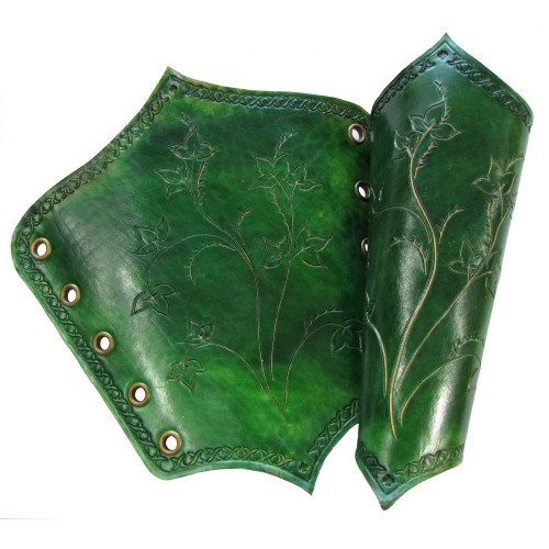 Elven Maid Bracers