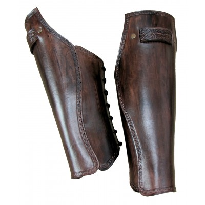 Celtic Warrior Shinguards