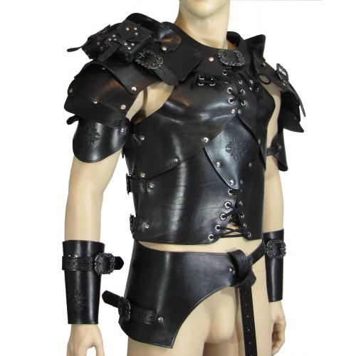 # Rogue Armor Full set Black _q55