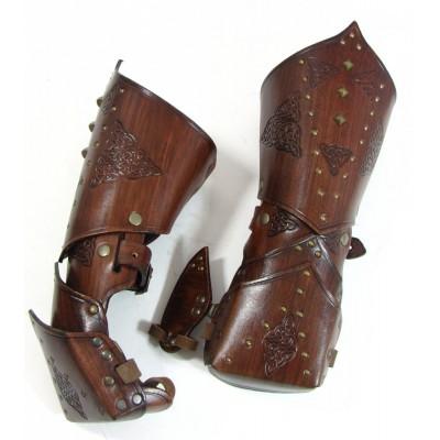 True Warrior Gauntlets - Custom